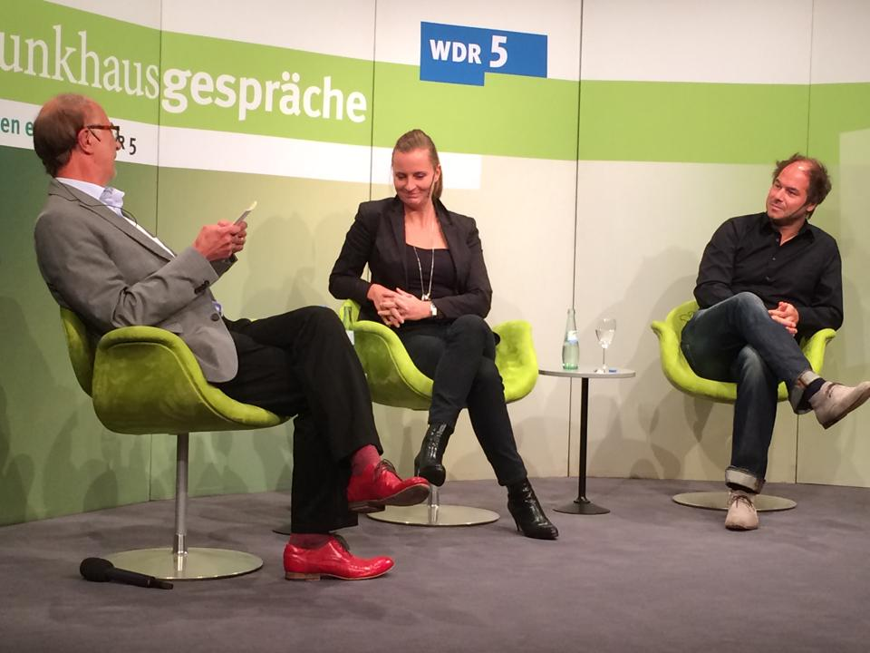 WDR 5_Oktober 2014